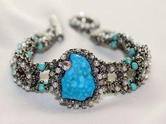 Icing Bracelet - Bead&Button Show