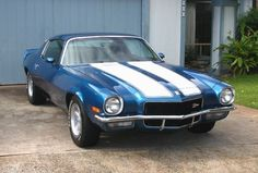 I <3 Muscle Cars