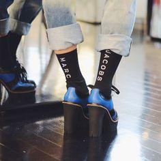 Marc Jacobs Special Items Sport Socks