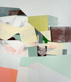 Jessica Bell Abstract Pattern Paintings