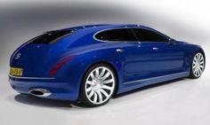 Rumormill: Bugatti Royale coming to Frankfurt? - Autoblog