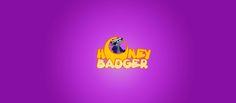 Honey Badger.  Logo for the Google Account. #gamesforkids