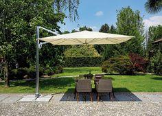 Salottino da giardino con divano e poltroncine Floor Naturale ...
