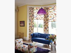 Prestigious Textiles have been designing beautiful interior fabrics and wallpapers for over 30 years. Choose from the UK's widest range of upholstery, cushion and curtain fabrics. Prestigious Textiles, Modern Prints, Textile Design, Mardi Gras, Valance Curtains, Upholstery, Tropical, House Design, Stylish