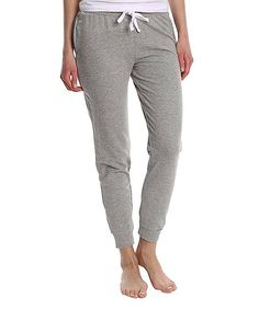 Blis Light Heather Gray Drawstring Pocket Joggers - Women & Plus Fleece Joggers, Sweatpants, Fitness Studio, French Terry, Snug, Heather Grey, Pajama Pants, Comfy, Gray