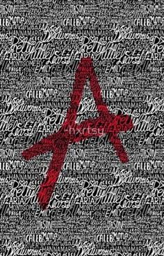 Pll Wallpaper Iphone Group - Pretty little liars- Frases Pretty Little Liars, Prety Little Liars, Cliparts Free, A Pll, Best Shows Ever, Cute Wallpapers, Favorite Tv Shows, Iphone Wallpaper, My Love