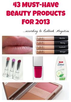 43 Must-Have #Beauty
