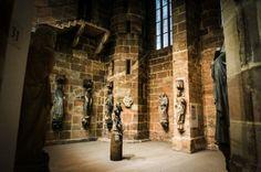 German National Museum Old Town Nuremberg Germany