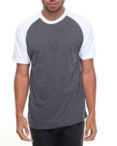 Basic Essentials - Basic Raglan S/S Tee