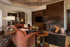 Living Room | Design | Interiors | DallasDesignGroup