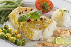 poisson, fumet, citron, poivre, Sel, paprika, huile d'olive
