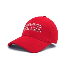 lethmik Make America Great Again Hat Donald Trump 2016 Embroidered BaseBall Cap-$1 Donation To Trump Election Team For Each Order >>> Tried it! Love it! Click the image. : Sports Fitness Clothing