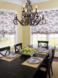 Traditional   Dining Rooms   Elinor Jones, Designer : Designer Portfolio : HGTV - Home & Garden Television