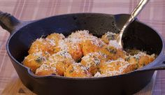 Food Hunter's Guide to Cuisine: Eating Whole Foods: Roasted Carrot Gnocchi