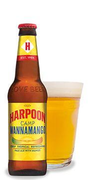 Harpoon Camp Wannamango  Harpoon Brewery  Windsor, Vermont and Boston, Massachusetts  5.0% ABV  22 IBU