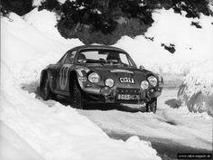 Renault Alpine:: rallye-magazin.de
