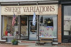 Who doesn't love a great candy store?  This one was within walking distance of my house growing up and every time I went, I chose how to spend my $1 very wisely.