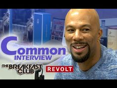 Common Interview at The Breakfast Club Power 105.1 (3/12/2015)