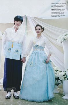 d83bb4195 wedding21#korea Korean Traditional Dress, Traditional Fashion, Traditional  Wedding, Traditional Dresses,