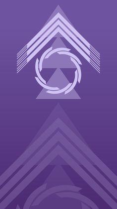 Destiny Void Symbol