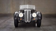 The fact that the BMW 328 was one of the 25 finalists in the Car of the Century award tells you all ... - BMW