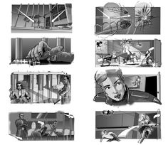 Wunderbrow Commercial Storyboards For Films Commercials And