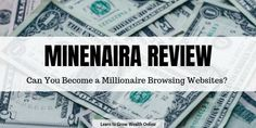 Wondering what is MineNaira? Does it work as promised? Can you make good money with the platform? Or is it a Nigerian Scam? Find out here. Become A Millionaire, Online Reviews, Does It Work, Extra Cash, You Really, How To Become, Platform, Sign, Money