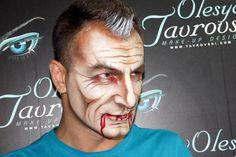 Make Up inspiration by Olesya Tavrovski , using Ofra Cosmetics