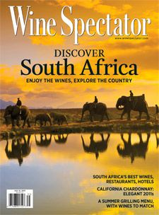 July 31, 2013: South Africa's challenge is to meet the future without abandoning the best of the past. It's a balancing act, and a difficult one. The nation is making better wines than ever thanks to new plantings and the best of old-vine vineyards. http://www.winespectator.com/issue/show/date/2013-07-31