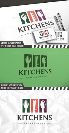 Restaurant Logo Template by BossTwinsArt Package Professional Design Vector 100 resizable. You can change text and colors very easy using the named and organized layers t Restaurant Logo Design, Greek Restaurants, Identity Design, Corporate Identity, Logo Food, Symbol Logo, Home Logo, Monogram Logo, Logo Design Inspiration