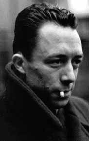 Portrait d'Albert Camus nom du photographie