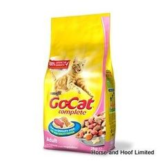 Go-Cat Comp Salmon Veg Flavour Cat Food 2kg Go-Cat Comp Salmon Veg is made with quality meat and fish Go-Cat will help keep your cat healthy and full of vitality.