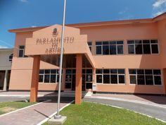 Parliament Building - Oranjestad, Aruba