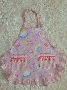 ソーイング:☆ 子供用エプロン&三角巾☆