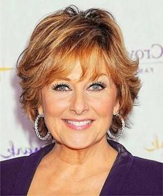 Image result for best short hairstyles for older women