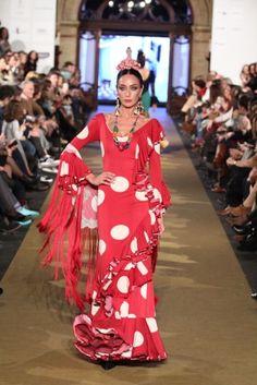 Traje de Flamenca - El-Ajoli - We-Love-Flamenco-2017