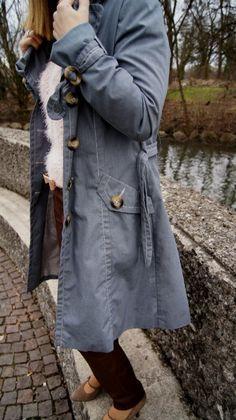 Winter, Raincoat, Beige, Lifestyle, Jackets, Fashion Tips, Red, Black, Pastel