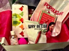May PopSUGAR Must Have Box Review and Coupon