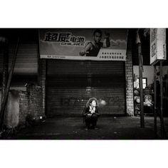 Inland of China. smoking street girl. #tqx_China_2013 #China #photojournalism #sociallandscape #snap #streetphotograhy #streetphotograhers #art #fineart #blackandwhite #whiteandblack #monochrome #bnw #bnw_captures #bnw_life #bnw_society #thirtyfivefuckingmillimeter #35mm #richo #gr1v #ilford by thequietx