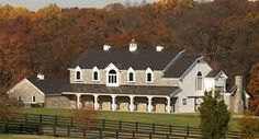 Ultimate horse barn