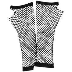 Fishnet Glovelettes (140 PHP) ❤ liked on Polyvore featuring accessories, gloves, black, fishnet, goth, scarves & gloves, forever 21, fishnet fingerless gloves, forever 21 gloves and fingerless gloves