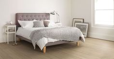 Manhattan bed Warren evans Kingsize £676 with delivery asap