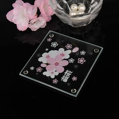 Pink and White Sakura Square Glass Coaster Themes:Garden Theme/Floral ThemeStyle:Square ShapedMaterial:GlassColor:White/PinkShown Color:Pink WhiteCoaster Measurement:9*9*0.4 Only $3.99 USD