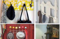 20 DIY Coat Rack Ideas