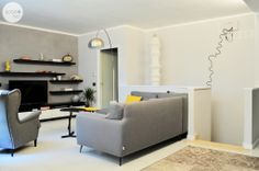 Zona relax #casa #interni #interior #design #home