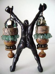 The Mermaids by anvilartifacts on Etsy, $58.00