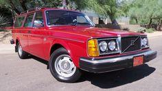 1978 Volvo 240 245DL
