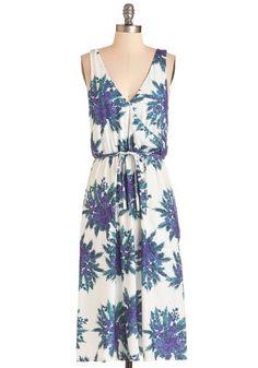 I've Got the Flower Dress | Mod Retro Vintage Dresses | ModCloth.com