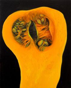 trypophobia, Jeremy Olson | 10 x 8 x 1, painting $1350