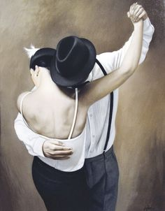 1445 best images about Tango is Shall We Dance, Lets Dance, Tango Art, Double Exposition, Tango Dancers, Dance Paintings, The Embrace, Argentine Tango, Ballroom Dancing